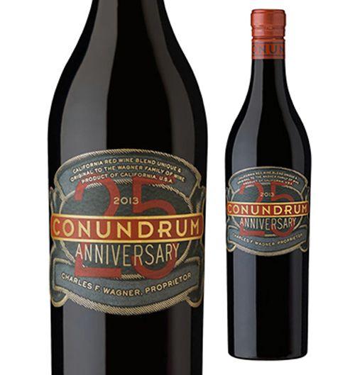 A custom rub on transfer label for wine bottle prototypes