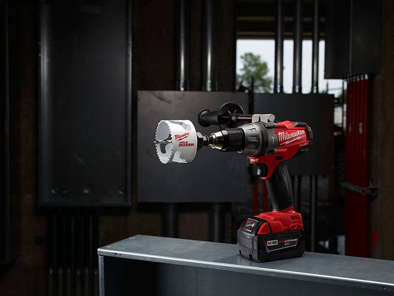 A custom dry transfer is used for displaying the Milwaukee Tool logo on the side of their cordless drill. Prototypes help clients create marketing material for product launch. We make custom letraset transfers for their marketing needs.